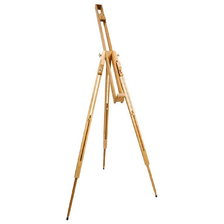 DAS Portable Sketching Wooden Easel, , hi-res