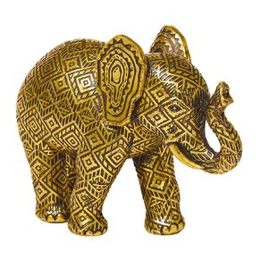 Living & Co Textured Elephant Gold