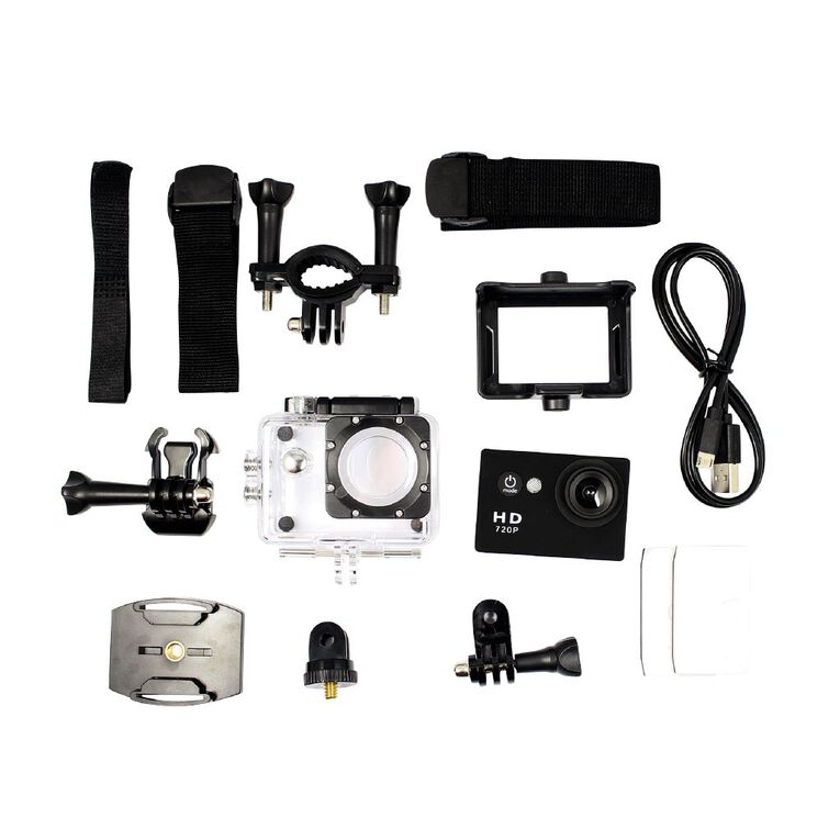 Everis Action Camera 720p, , hi-res image number null