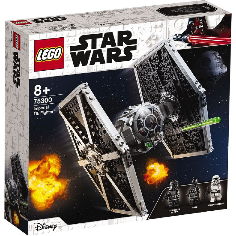 LEGO Star Wars Imperial TIE Fighter 75300, , hi-res