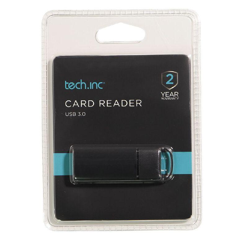 Tech.Inc USB 3.0 Card Reader, , hi-res