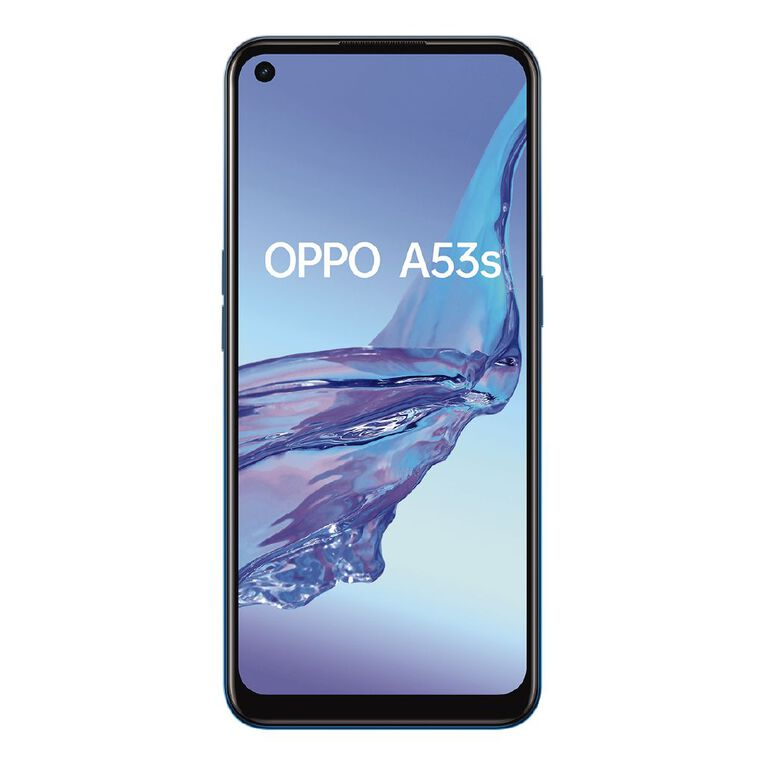 Vodafone OPPO A53s 128GB 4G Bundle Black, , hi-res