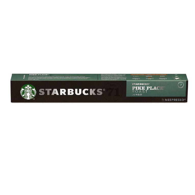 Starbucks Coffee Pike Place Roast Capsule 10x53g, , hi-res image number null