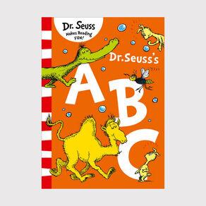 Dr Seuss ABC by Dr Seuss N/A