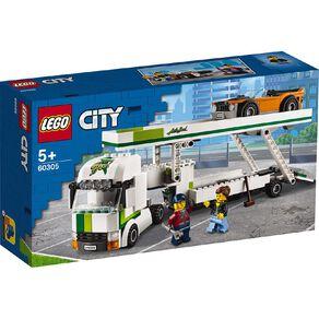 LEGO City Car Transporter 60305