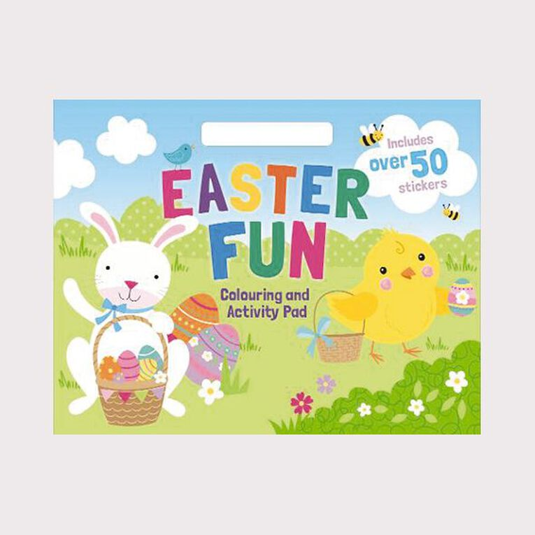Easter Fun Giant Activity Pad, , hi-res