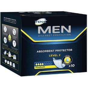 Tena For Men Level 2 10 Pack