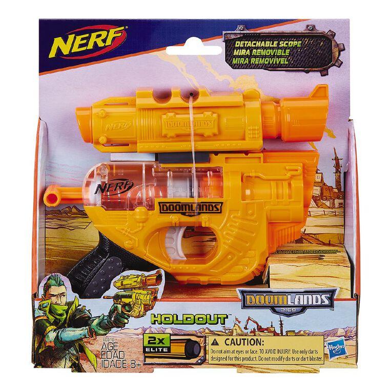 NERF Doomlands Holdout Exclusive, , hi-res