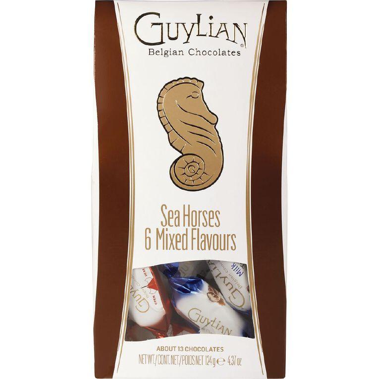 Guylian Temptations Seahorse Mix 124g, , hi-res