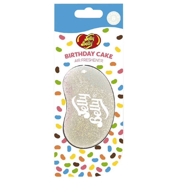 Jelly Belly 3D Birthday Cake, , hi-res