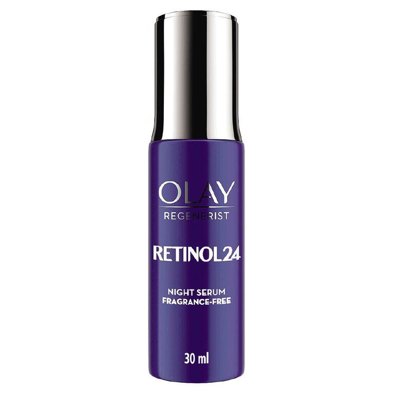 Olay Retinol24 Serum 30ml, , hi-res