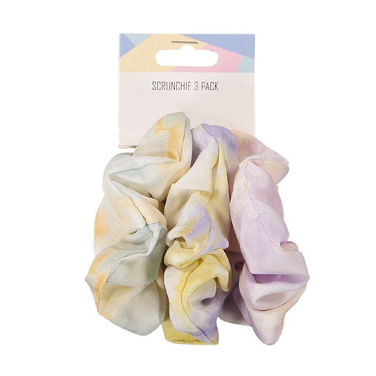 Pastel Scrunchie 3 Pack, , hi-res
