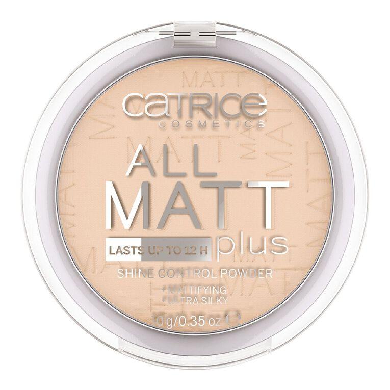 Catrice All Matt Plus Shine Control Powder 025, , hi-res image number null
