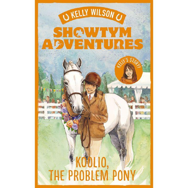 Showtym Adventures #5 Koolio the Problem Pony by Kelly Wilson, , hi-res