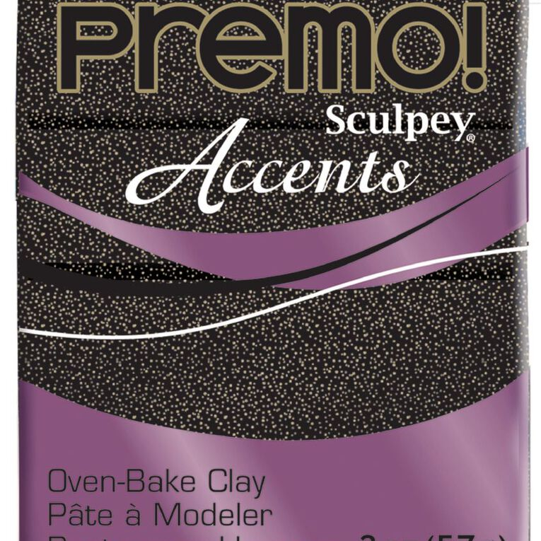 Sculpey Premo Accent Clay 57g Twinkle, , hi-res