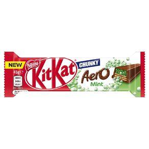 KitKat Chunky Aero Mint 45g