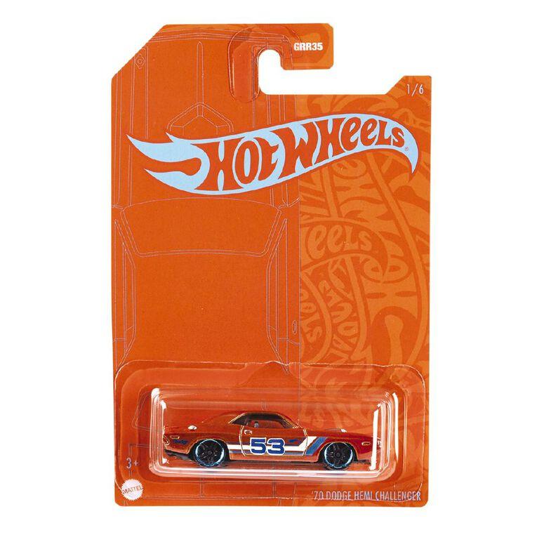 Hot Wheels Satin & Chrome Assorted, , hi-res