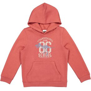 Young Original Boys' Pull Over Print Hoodie