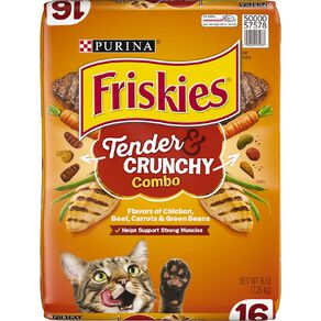 Friskies Tender and Crunchy Combo 7.26 kg