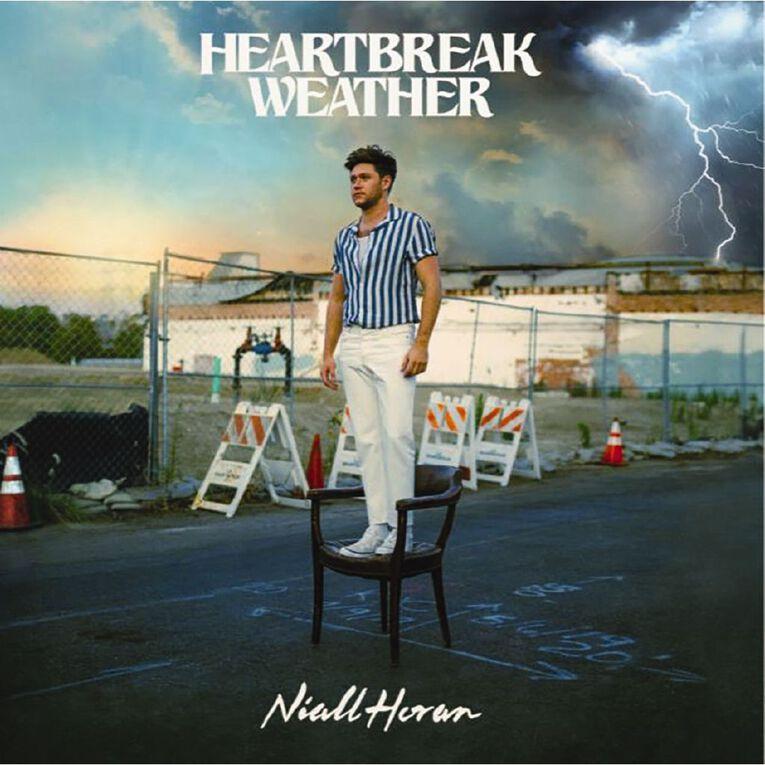 Heartbreak Weather Deluxe CD by Niall Horan 1Disc, , hi-res