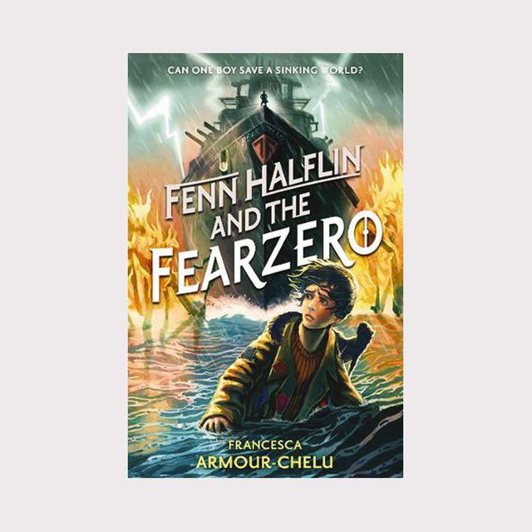 Fenn Halflin #1 The Fearzero by Francesca Armour-Chelu, , hi-res