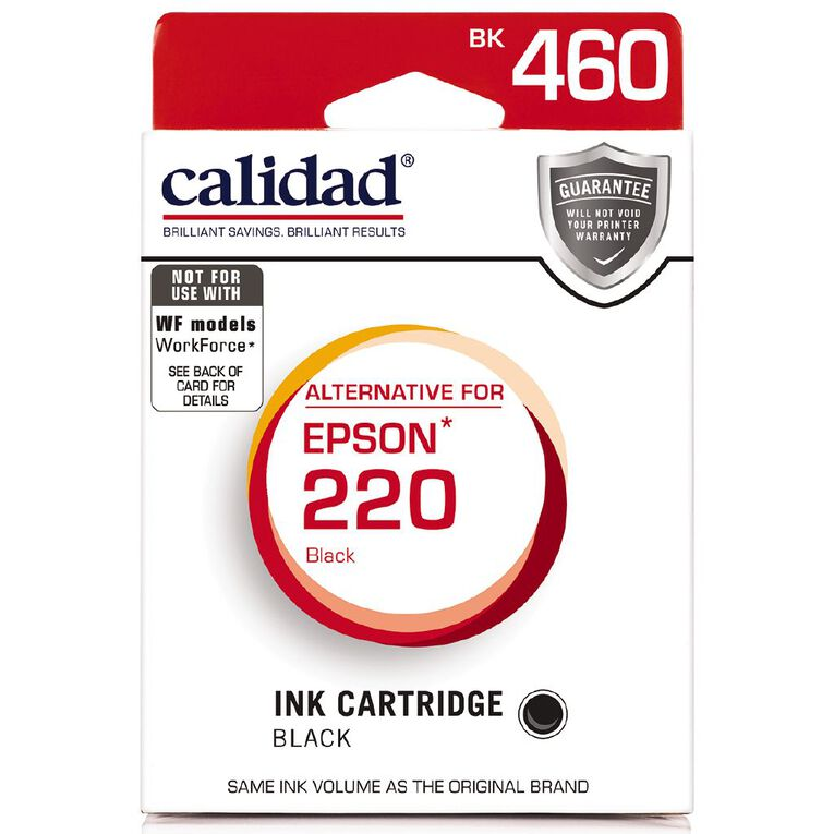 Calidad Epson 220 Black, , hi-res image number null