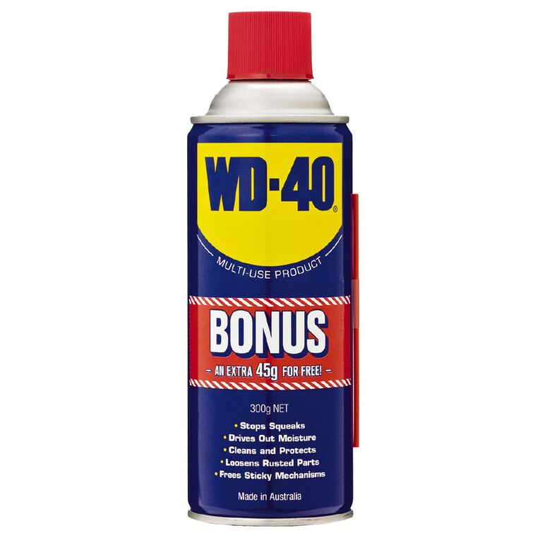 WD-40 255G Bonus Can 300g, , hi-res