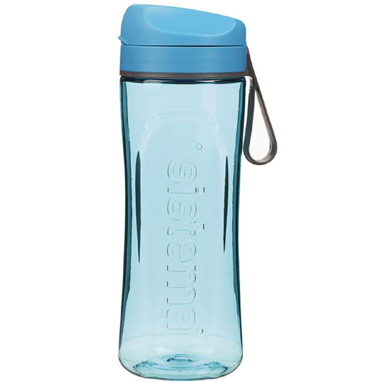 Sistema Tritan Swift Drink Bottle Assorted 600ml, , hi-res