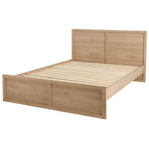Living & Co Indiana Bed Frame Queen