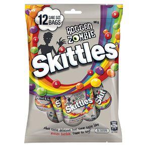 Skittles Zombie Funsize 10x (15g x12)