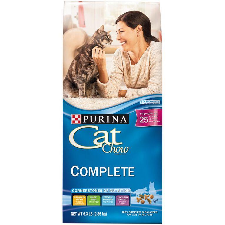 Purina Cat Chow Complete & Balanced 2.86Kg, , hi-res