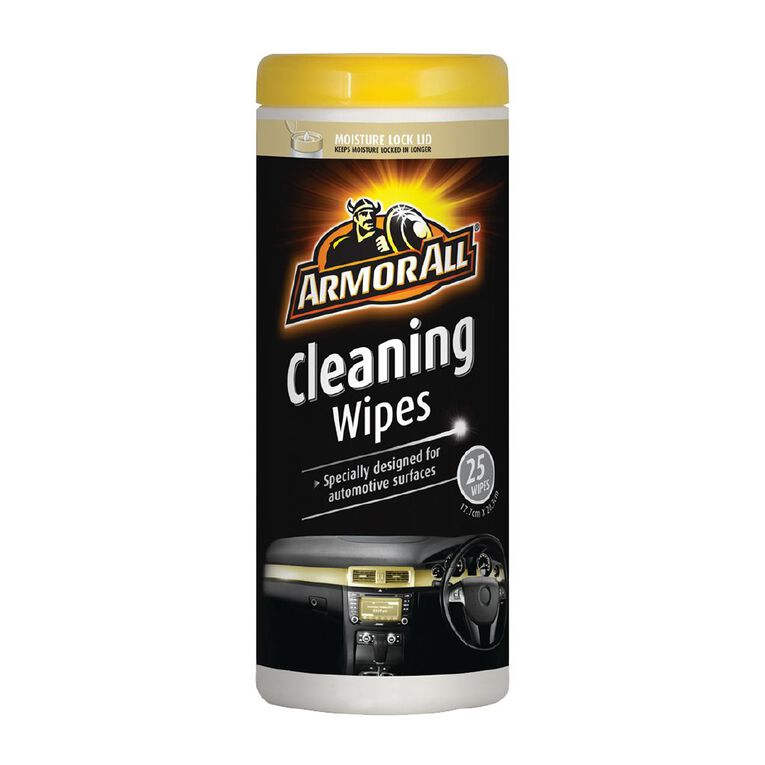Armor All Cleaning Wipes 25 Pack, , hi-res