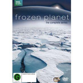 Frozen Planet DVD 3Disc
