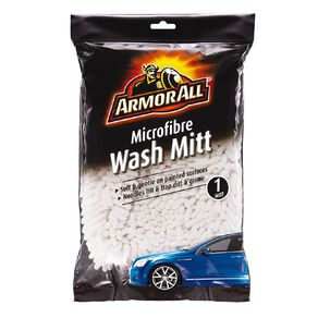 Armor All Microfibre Wash Mitt 2-in-1