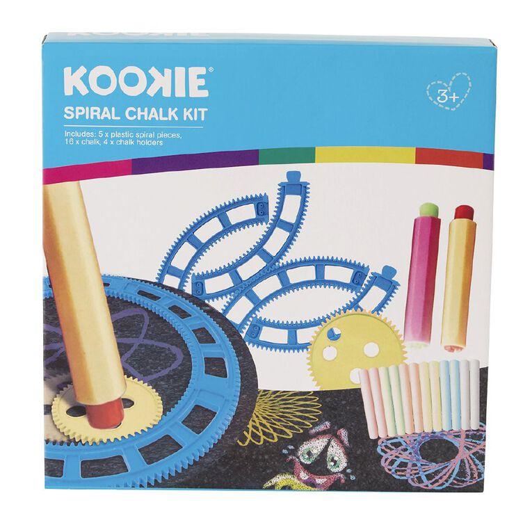 Kookie Spiral Chalk Kit, , hi-res