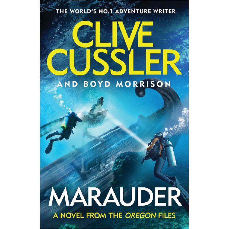 Marauder by Clive Cussler N/A, , hi-res