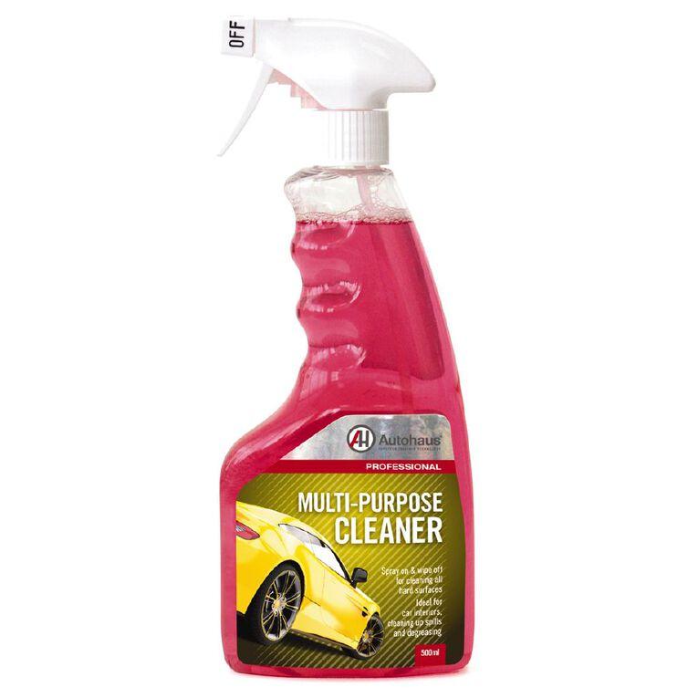 Autohaus Multi-Purpose Cleaner Trigger Sprayer 500ml, , hi-res