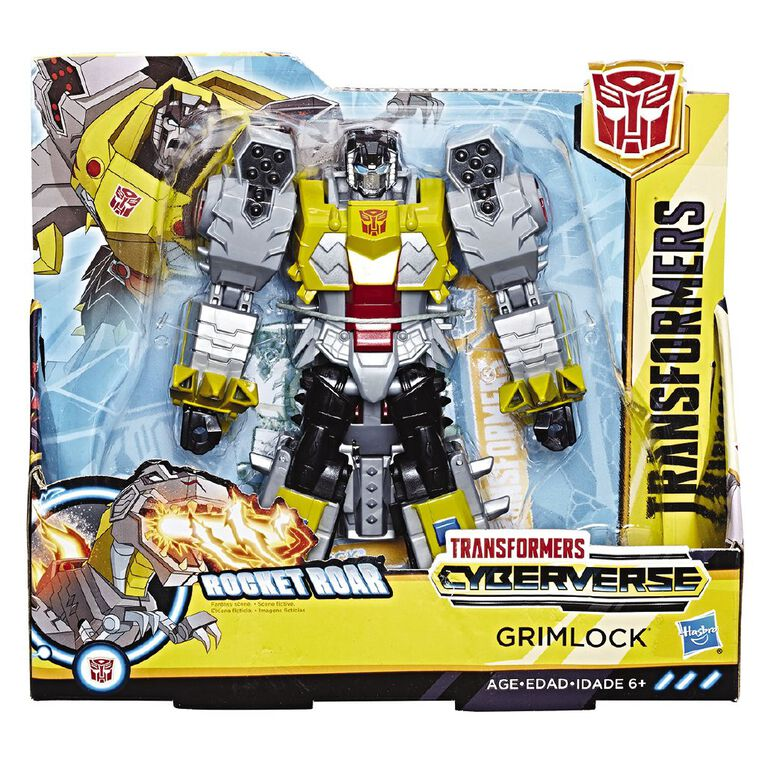 Transformers Cyberverse Ultimate Class Assorted, , hi-res