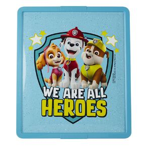 Paw Patrol Toy Box With Lid Multi-Coloured 18L