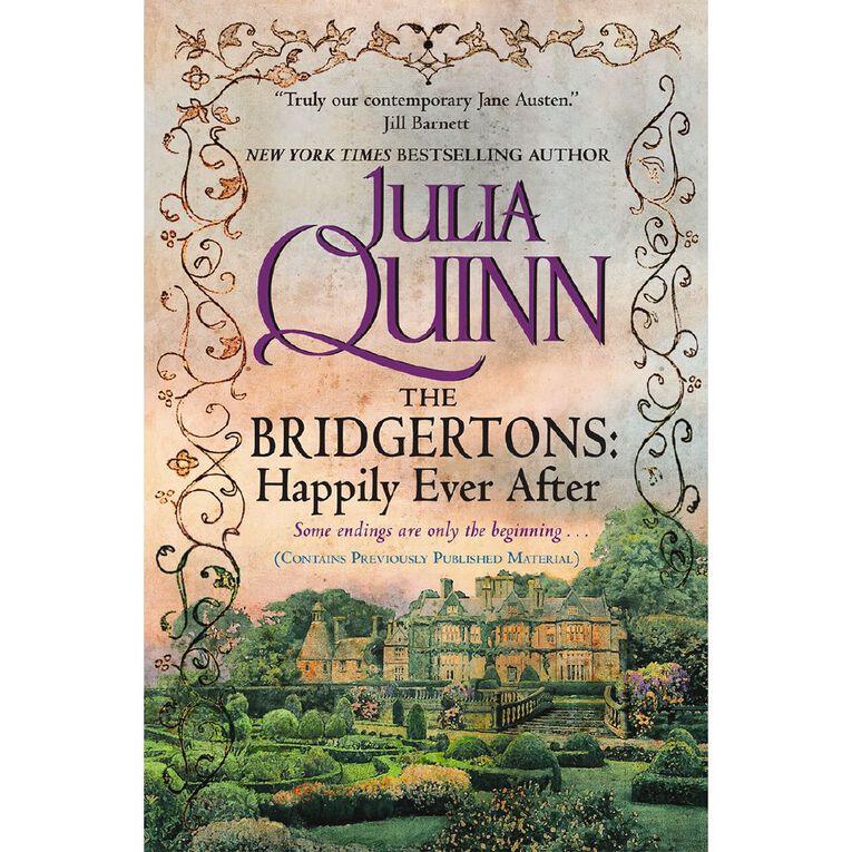 Bridgerton #9 Happily Ever After by Julia Quinn, , hi-res