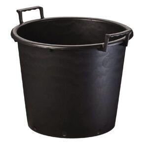 IP Plastics Plant a Bucket 40cm Black 30L
