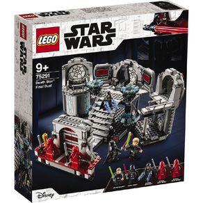 LEGO Star Wars Death Star Final Duel 75291