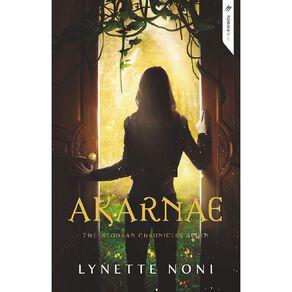 Medoran #1 Akarnae by Lynette Noni