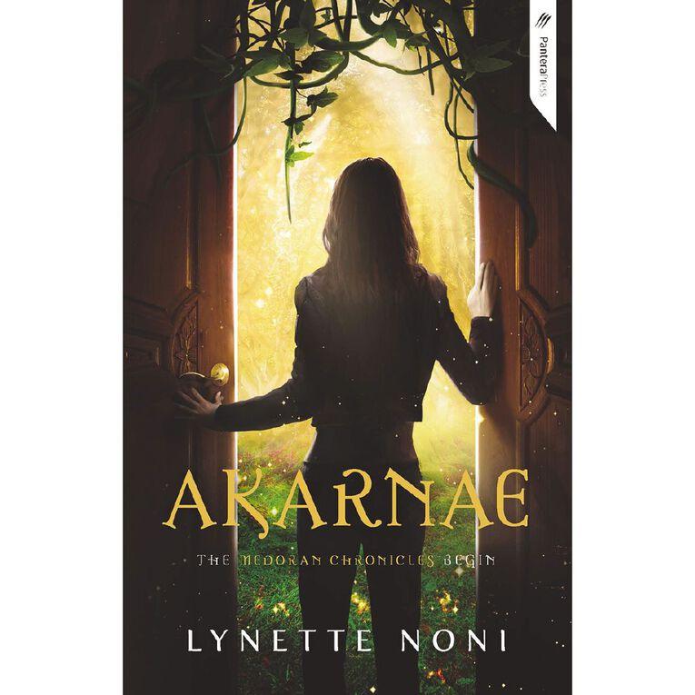 Medoran #1 Akarnae by Lynette Noni, , hi-res