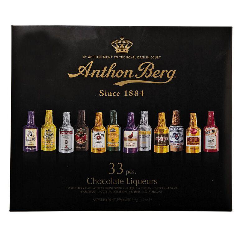 Anthon Berg Liqueur Filled Chocolates 33 Piece, , hi-res