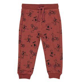 Young Original Toddler Printed Trackpants