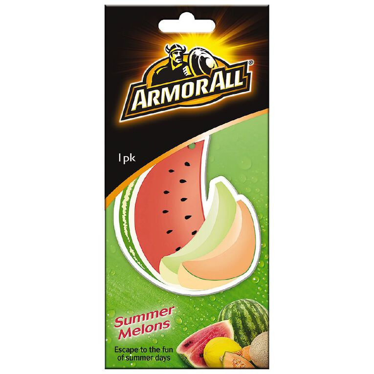 Armor All Hanging Car Air Freshener Summer Melons, , hi-res