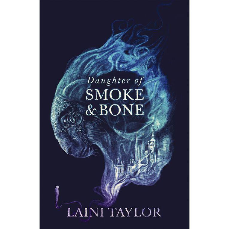 Smoke & Bone #1 Daughter of Smoke and Bone by Laini Taylor, , hi-res