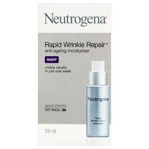 Neutrogena Rapid Wrinkle Repair Night Cream29ml