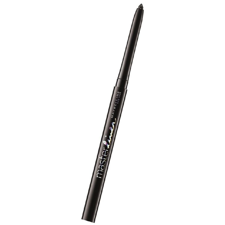 Maybelline Master Liner Eyeliner Black, , hi-res